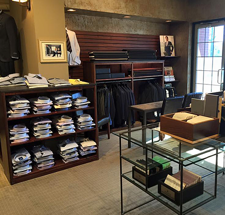 Capra & Cavelli Physical Store